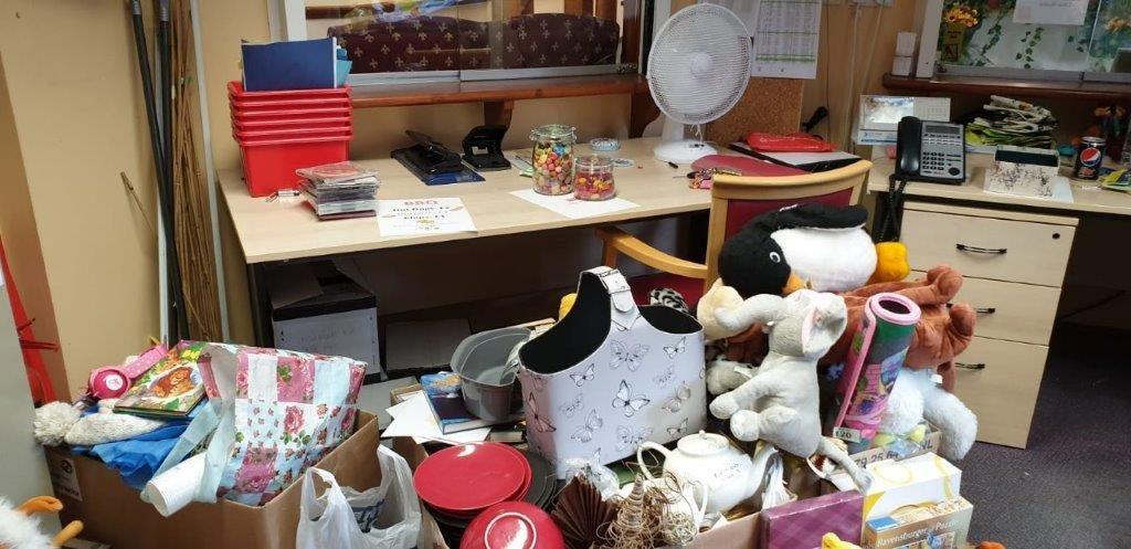 The many prizes to be won at Dorrington House Watton's 20th Birthday!
